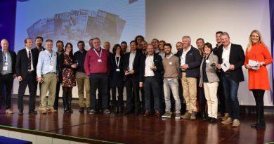 Evropska jedrilica godine 2017 – pobednici