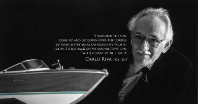 Carlo Riva (1922 – 2017)