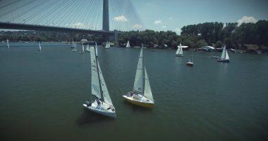 Belgrade Cruiser Cup 2017 – video