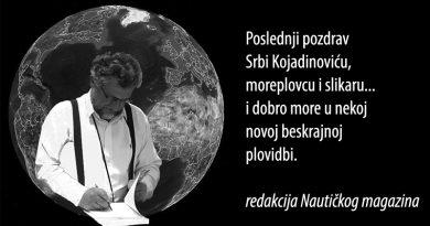 Poslednji pozdrav Srbi Kojadinoviću…