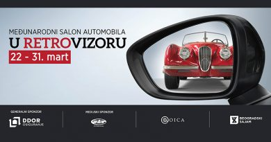54. Međunarodni salon automobila, Beograd, 22-31. mart 2019.