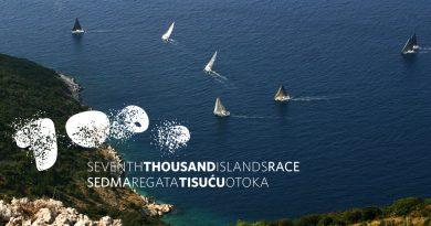 Regata 1000 ostrva – I deo, od bonace do bonace