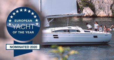 Evropska jedrilica godine 2020 – nominacije