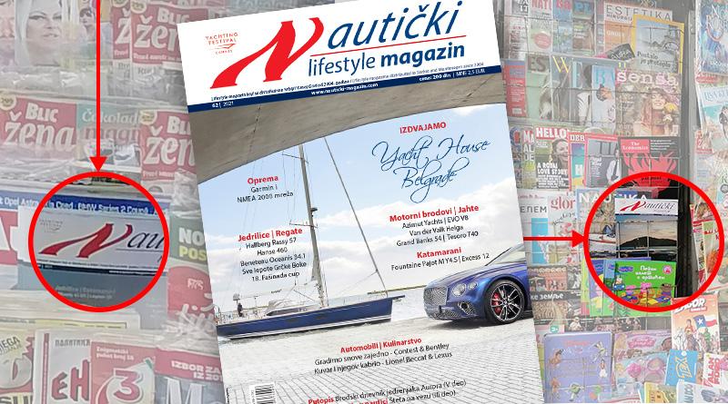 Nautički magazin # 62