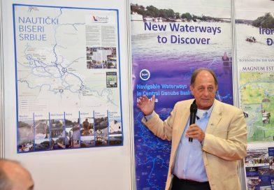 Nautički potencijali Srbije – izlaganje na Sajmu turizma u Novom Sadu