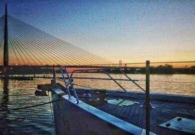 Brodski dnevnik jedrenjaka Aurora / I deo