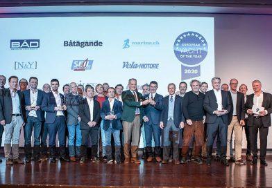 Evropska jedrilica godine 2020 – Pobednici