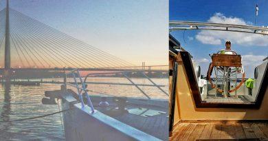 Brodski dnevnik jedrenjaka Aurora / II deo
