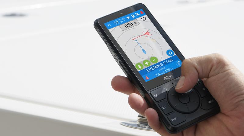 Vesper CORTEX:  VHF + AIS + MONITOR