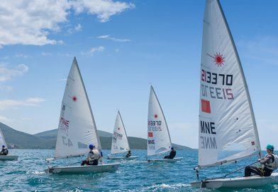Crna Gora prvi put domaćin Evropskog prvenstva u jedrenju