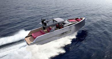 Cranchi A46 Luxury Tender – Nesputana sloboda